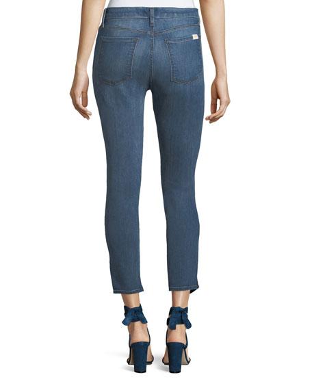 Symphony Skinny Ankle Jeans