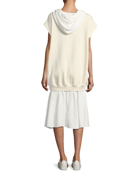 Hoodie Combo Dress