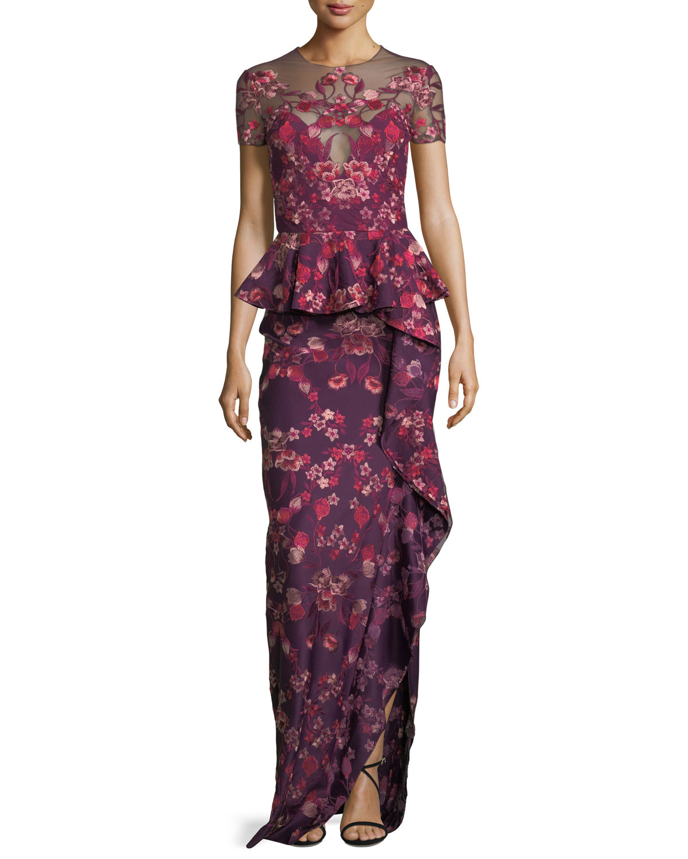 Purple Gown | Neiman Marcus