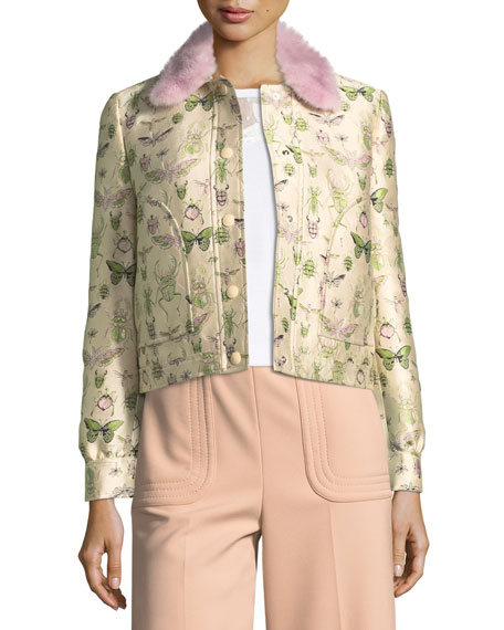 REDValentino Cady Tech-Crepe Crop Pants and Matching Items