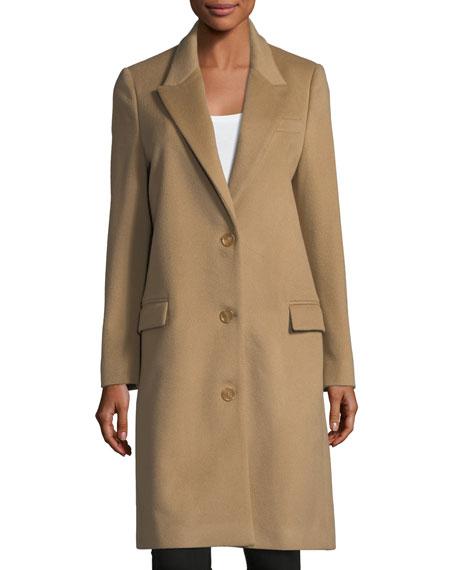 Fellhurst Wool-Blend Coat