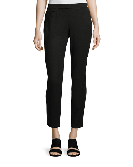 Eileen Fisher Ponte Skinny Jeans