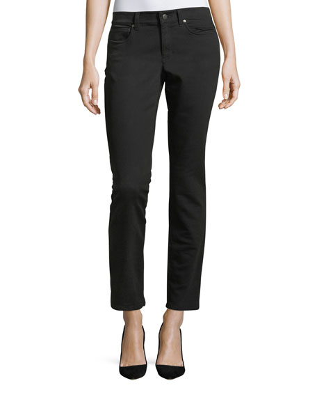 Eileen Fisher Cozy Stretch Skinny Jeans
