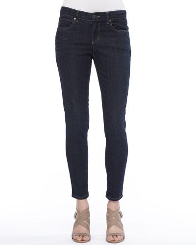 Organic Soft Stretch Skinny Jeans, Plus Size