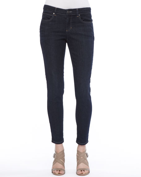 Eileen Fisher Organic Soft Stretch Skinny Jeans, Plus