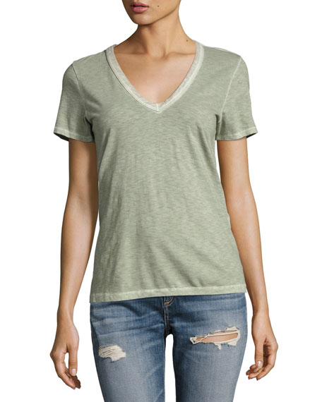 Sublime Wash V-Neck Tee