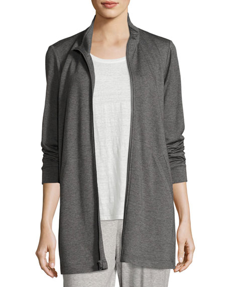 Eileen Fisher Tencel® Stretch-Terry Jacket