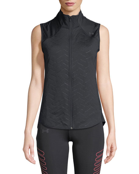 ColdGear® Reactor Zip-Front Fleece Vest