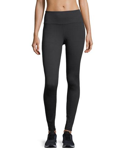 Mirror High-Rise Full-Length Leggings