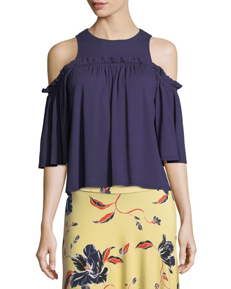 Rachel Pally Kinley Cold-Shoulder Top and Matching Items