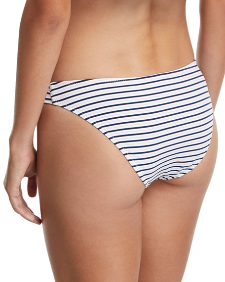 Venezuela Striped Swim Bottoms