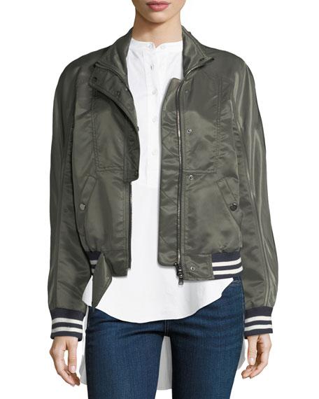 Bellmont Nylon Wind-Resistant Jacket