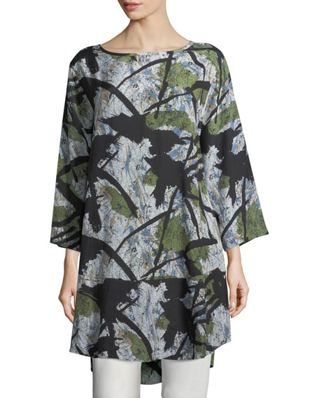 Masai Guel Shadows Printed Tunic