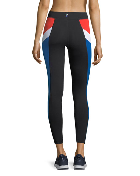 Time-Out 7/8 Length Performance Leggings