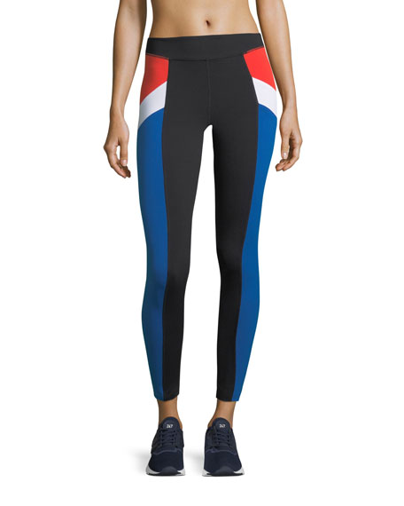 PE Nation Time-Out 7/8 Length Performance Leggings