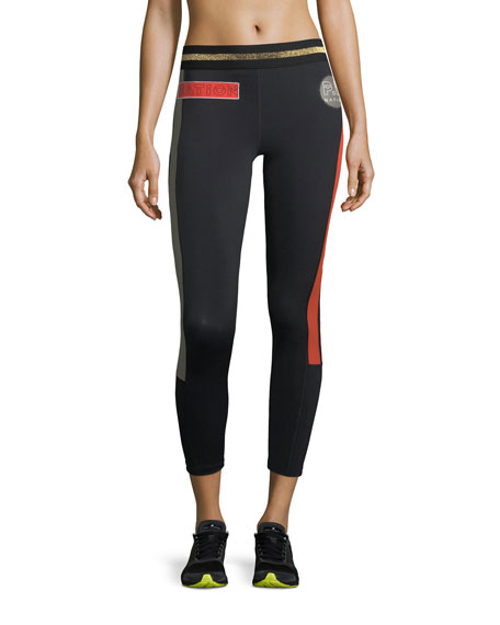 PE Nation On-Deck 7/8 Performance Leggings