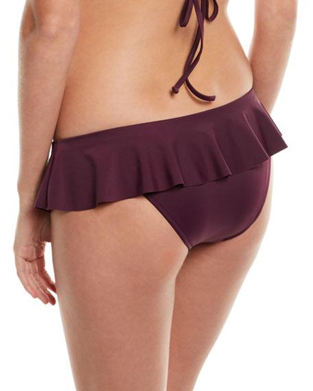 Sirolo Ruffle Swim Bikini Bottoms