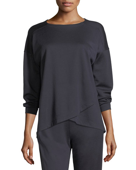 Eileen Fisher Straight Tapered Slouch Pants and Matching