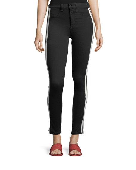 Rag & Bone Mito High-Rise Skinny-Leg Jeans with