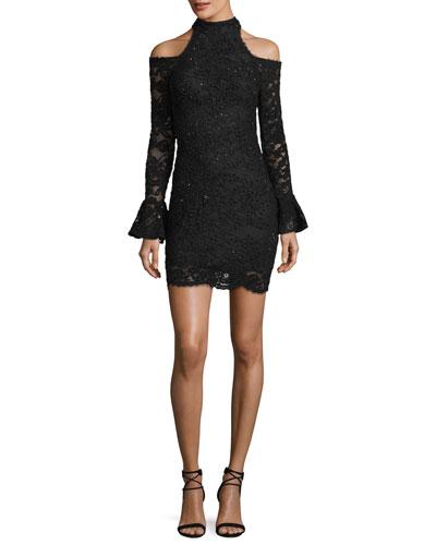 Cusp Cocktail Dresses Lace Amp A Line At Neiman Marcus