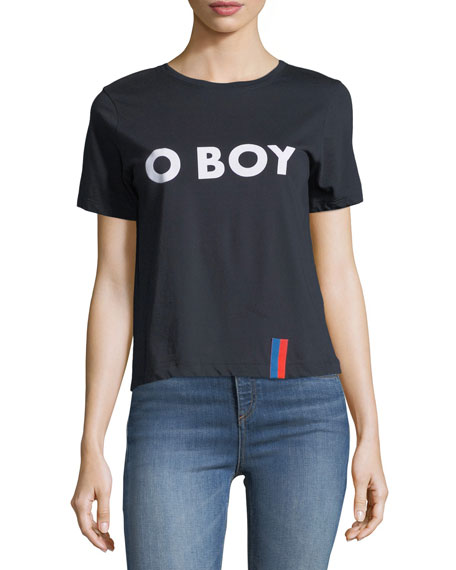 Kule The Modern O' Boy Crewneck Tee