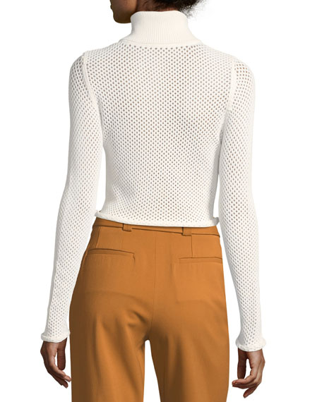 Jones Turtleneck Long-Sleeve Sweater