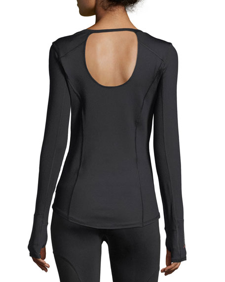 Groundwork Thumbhole Performance Top