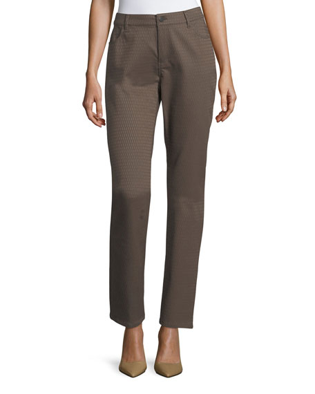 Thompson Elliptical Jacquard Pants