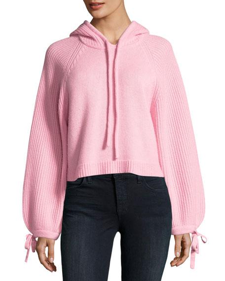Tabula Rasa Barbour Wool Knit Pullover Hoodie