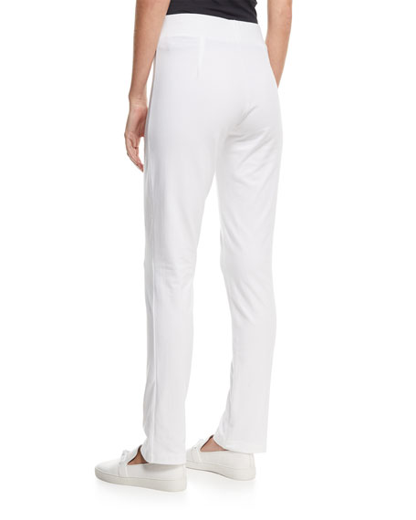 Bonaire Straight-Leg Pants