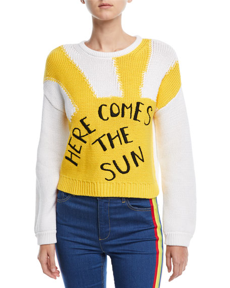 Alice + Olivia Leena Here Comes the Sun