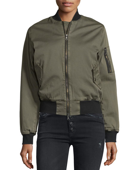 Gene Bomber Jacket