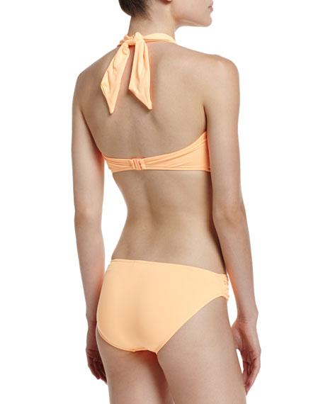 Twisted Bandeau Swim Top