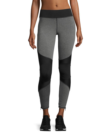 Michi Moto Zip Performance Legging