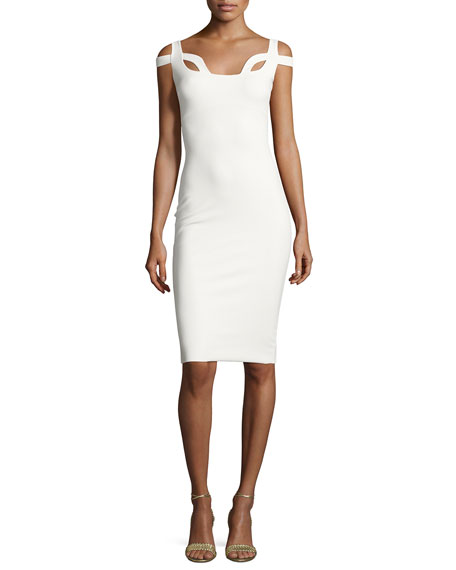 Chiara Boni La Petite Robe Every Sleeveless Cutout