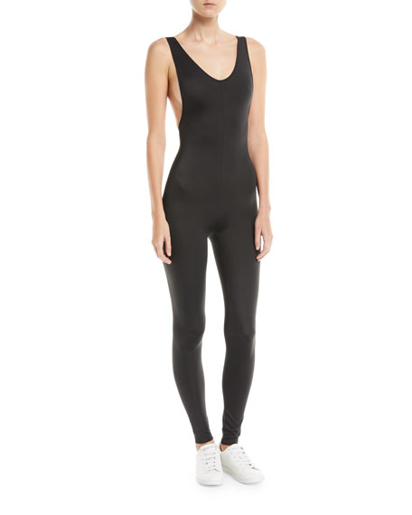 Marissa Scoop-Neck Bodysuit