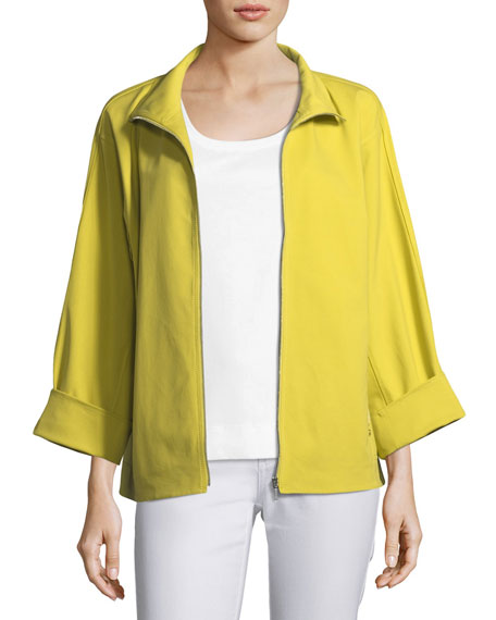 Ford Bi-Stretch Fundamental Jacket, Plus Size