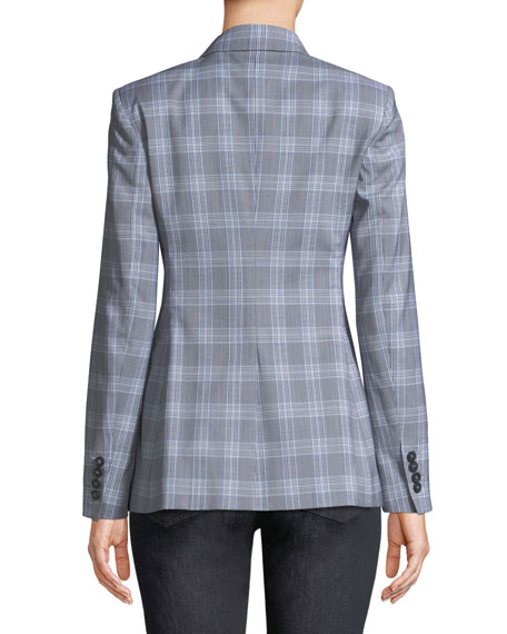 Maple Check 2 Power Jacket