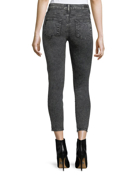 Hoxton High-Rise Skinny-Leg Crop Jeans