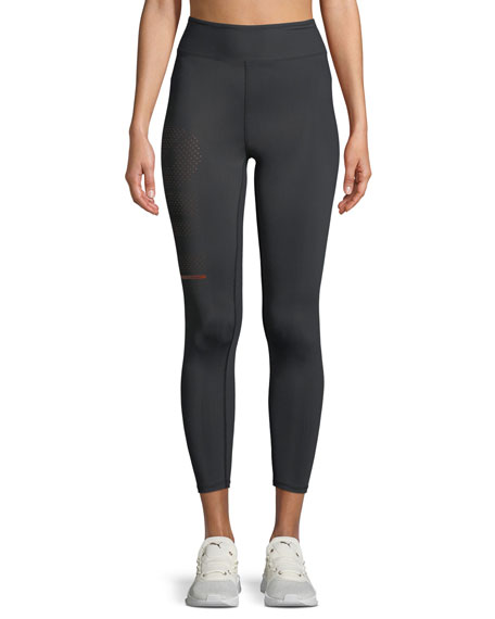 PE Nation The Countdown High-Waist 7/8 Leggings w/