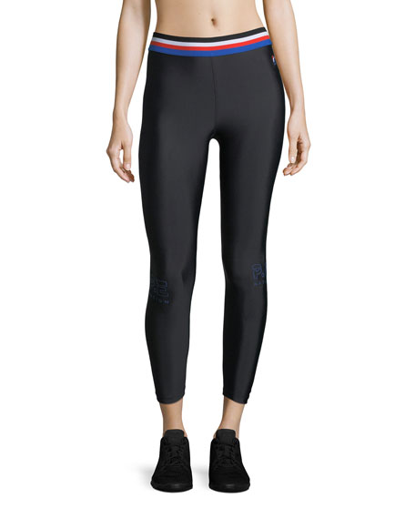 PE Nation The Hell Fire Cropped Leggings