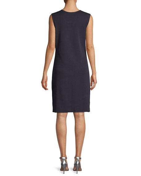 Pullover Sleeveless Tank Dress, Petite