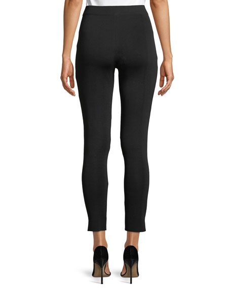 Classic Slim-Fit Leggings, Plus Size