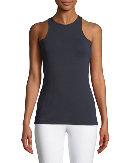 Jada Racerback Sleeveless Top