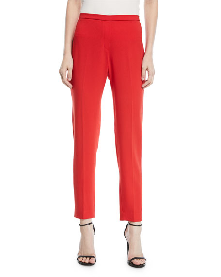 Elie Tahari Marcia Straight-Leg Pants and Matching Items
