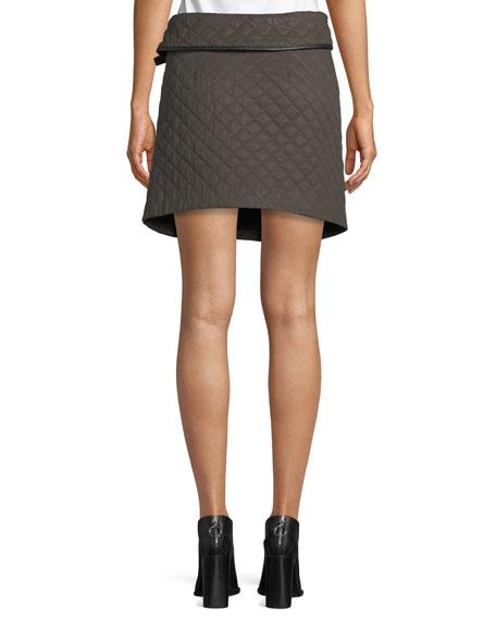 Jane Self-Tie A-Line Skirt