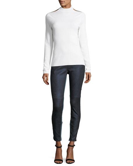 Gina Cutout Extrafine Merino Sweater
