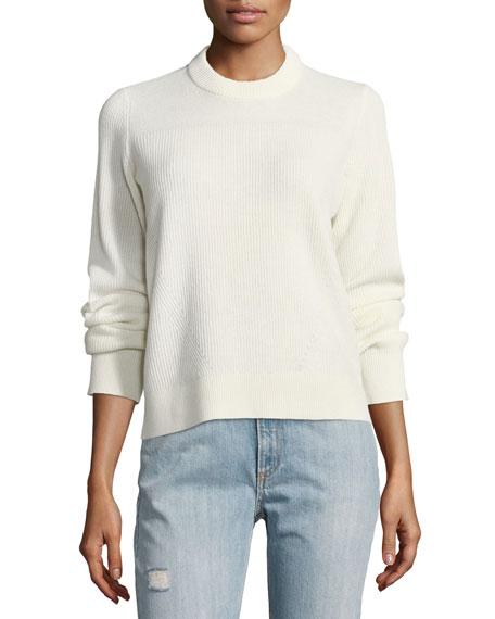 Rag & Bone Ace Crewneck Cashmere Sweater