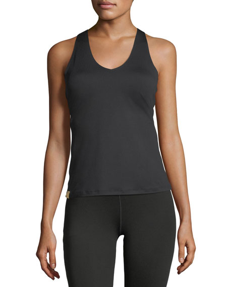 Monreal London Essential V-Neck Performance Tank