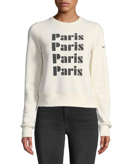 Paris Crewneck Sweatshirt